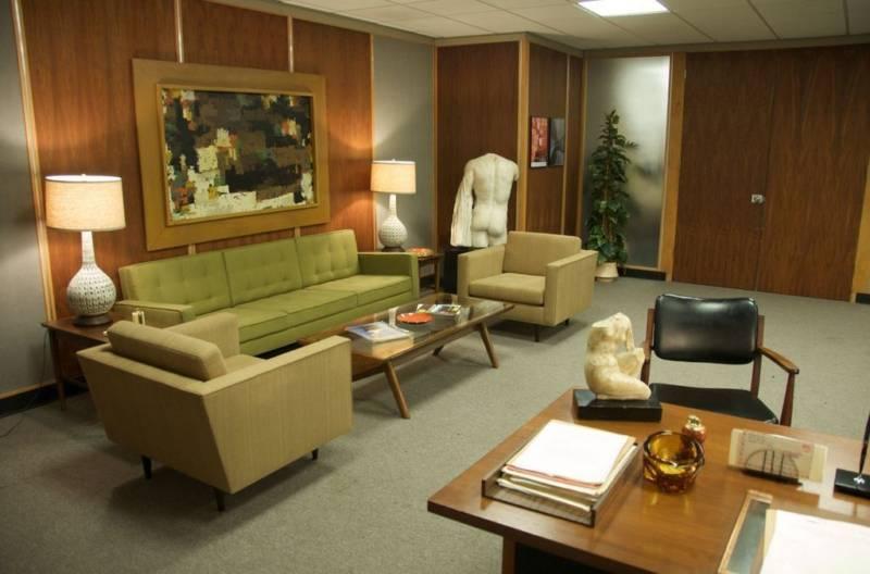 Roger's Office 1960