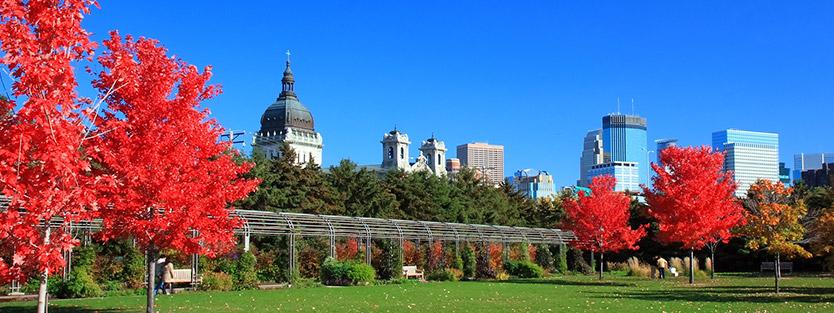 Minneapolis-Fall-Colors