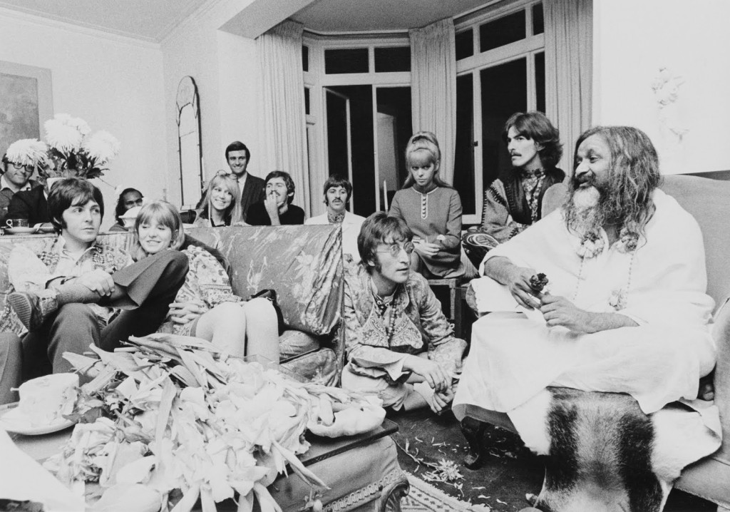 Maharishi Beatles