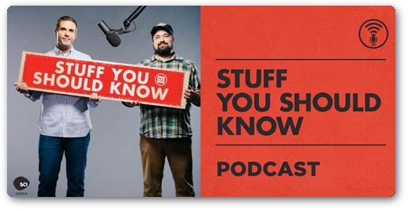 Vocal Fry, UpTalking & Stuff You Should Know