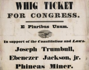 Whig Ticket